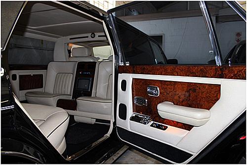 Bentley Flying Spur >> 1987 Rolls Royce Silver Spur III Factory Limousine ...