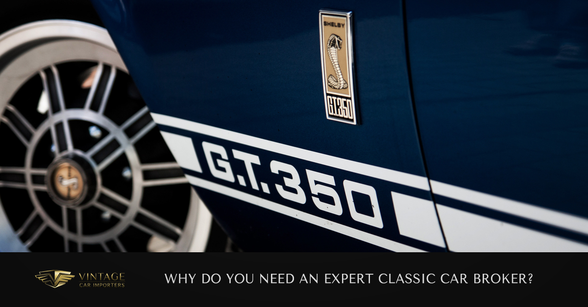 Sell My Classic Car - Do you need expert evaluation of your classic ...